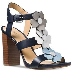 Michael Kors Kit Heeled Floral Heels